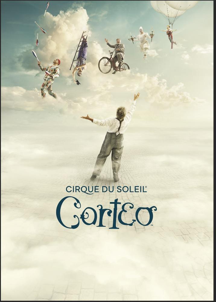 Corteo, espectáculo del Cirque du Soleil en Santiago