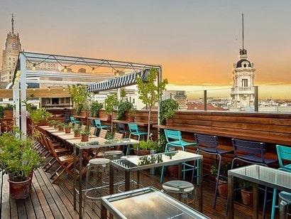 Las Terrazas Más Cool Para Disfrutar Del Verano En Madrid