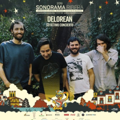 Delorean, nueva confirmación para el Sonorama Ribera 2019