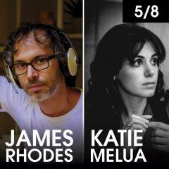 James Rhodes & Katie Melua en Starlite Marbella 2019
