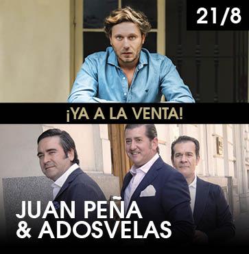 Juan Peña & Adosvelas en Starlite Marbella 2019