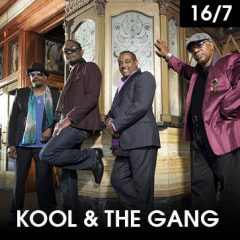 Kool & The Gang en Starlite Marbella 2019