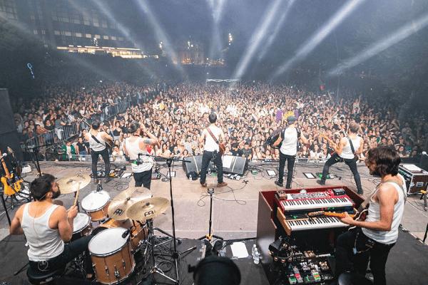 La M.O.D.A. en las fiestas de Sampedros 2019