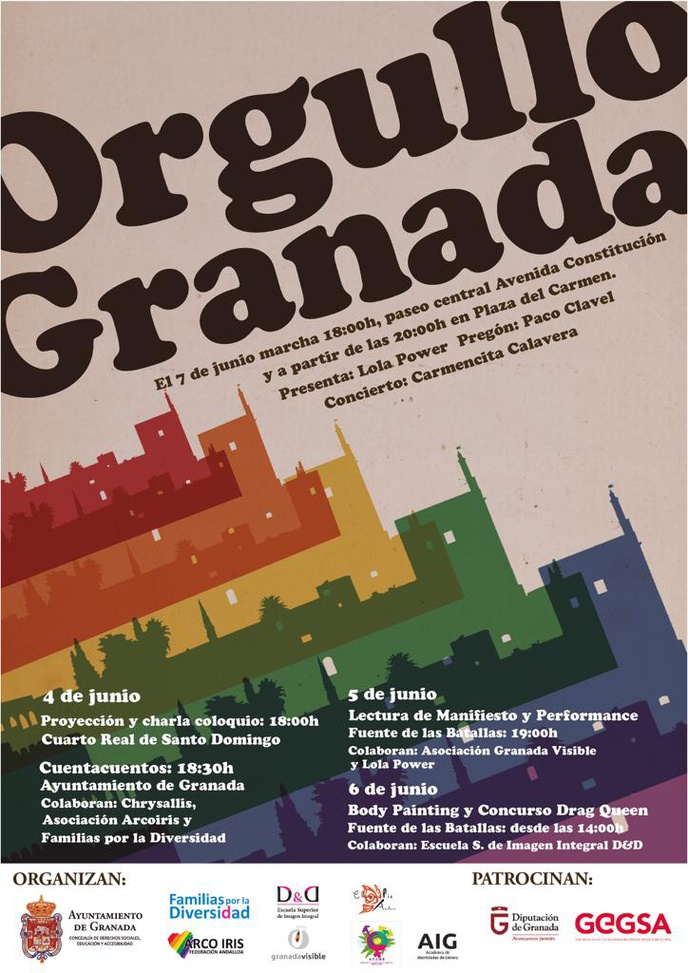 Orgullo Granada 2019