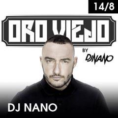 Oro Viejo by Dj Nano en Starlite Marbella 2019
