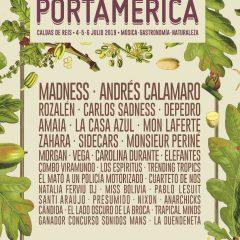 Festival Portamérica 2019 en Caldas de Reis