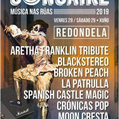 Sonoaire, ciclo de conciertos de calle en Redondela