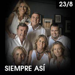 Siempre Así en Starlite Marbella 2019