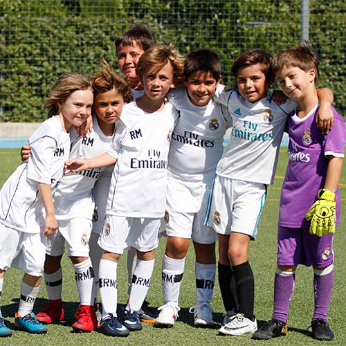 Campus Experience Real Madrid en Camino Sintra