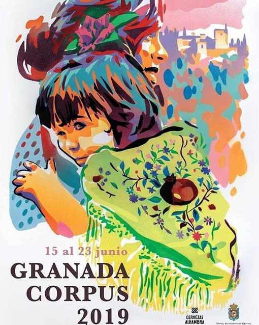 Feria del Corpus de Granada 2019