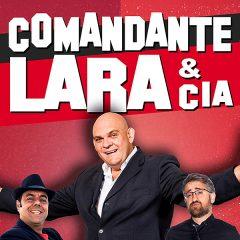 Comandante Lara y Cía. en Teatro Cofidis Alcázar en Madrid