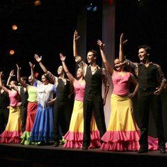 España baila Flamenco en Teatro Muñoz Seca en Madrid