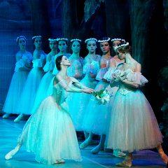 Giselle, ballet en el Auditorio ABANCA de Santiago