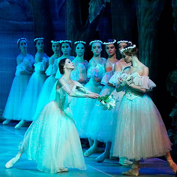 Giselle Ballet Santiago