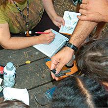 Iniciación a la ornitología en Casa de Campo en Madrid