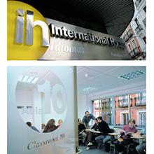 International House en Castellana en Madrid