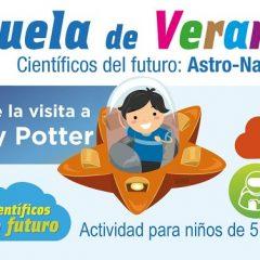 La Escuela de Verano de CAC visitará 'Harry Potter. The Exhibition'