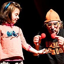 La magia está en ti en Teatros Luchana en Madrid