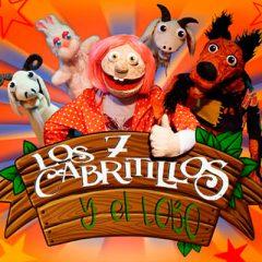 Los 7 cabritillos y el lobo (Beti Alai) en Teatros Luchana en Madrid