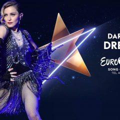 Madonna en la final de Eurovisión 2019
