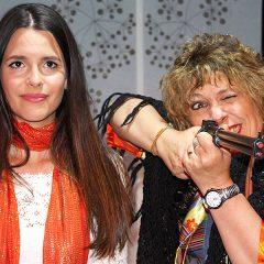 Mi madre, Serrat y yo en ArtEspacio Plot Point en Madrid