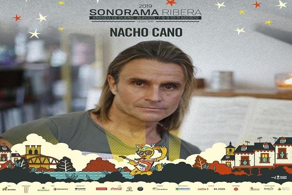 Nacho Cano, nueva confirmación del Sonorama Ribera 2019