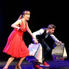 Orgasmos. La comedia (Óscar Contreras) en Teatro Arlequín Gran Vía en Madrid