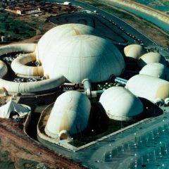 Prada Poole. La arquitectura perecedera de las pompas de jabón en Museo de Arte Contemporáneo de Castilla y León