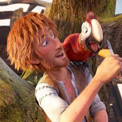 Robinson Crusoe 3D en Hemisfèric en Valencia