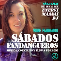 Sábados fandangueros en el Wine Fandango