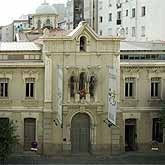 Talleres de la Fundación Carlos de Amberes en Claudio Coello en Madrid