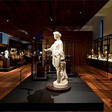 Talleres del Museo Arqueológico Nacional en Madrid