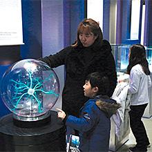 Talleres del Museo Nacional de Ciencia y Tecnología en Museo Nacional de Ciencia y Tecnología en Alcobendas en Madrid