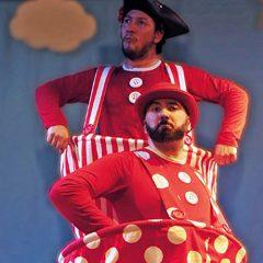 Tararí y Tantán en Teatros Luchana en Madrid