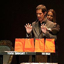 Toni Bright. Volver a creer en Teatros Luchana en Madrid