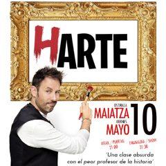 El «Harte» de Iñaki Urrutia