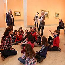 Visitas didácticas del Museo Thyssen-Bornemisza en Museo Nacional Thyssen-Bornemisza en Madrid