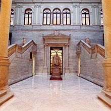 Visitas guiadas al Museo y a la Biblioteca en Sala de exposiciones y Museo de la Biblioteca Nacional en Madrid
