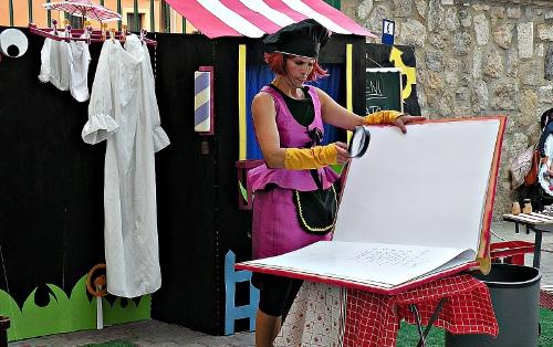 'Restaurantes de historias' de Margarito y Cía en el MEH