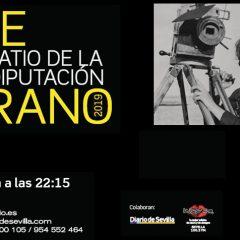 Asómate al Patio 2019 Cine de verano en la Diputación de Sevilla