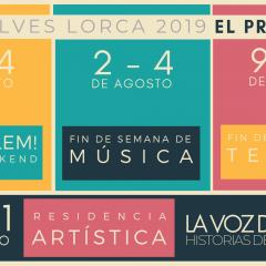 Festival de artes escenicas de la Alpujarra Me Vuelves Lorca 2019