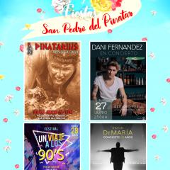Programa Fiestas de San Pedro del Pinatar 2019
