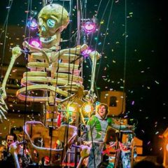 Itineranta, festival de espectáculos de calle en Pontevedra