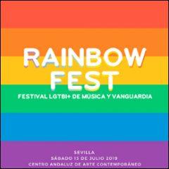 Rainbow Fest 2019 en el CAAC Sevilla
