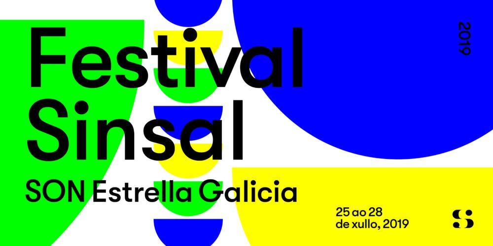 Sinsal Son Estrella Galicia, festival na Illa de San Simón