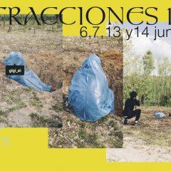 Teatracciones 13. Festival de Nueva Escena de Espacio Tangente
