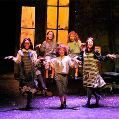 Annie, el musical en Baluarte en Navarra