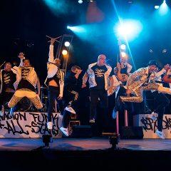 Block Party by Brodas Bros. James Brown tribute en Anfiteatro de Las Torres en Jaén