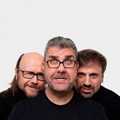 El sentido del humor: Dos tontos y yo, espectáculo en Vigo