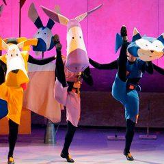Els músics de Bremen (Liceu) en Gran Teatre del Liceu en Barcelona